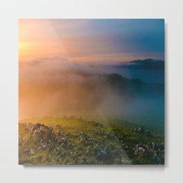 The magic mist Metal Print