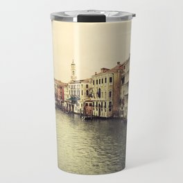 Grand Canal in Venice Travel Mug
