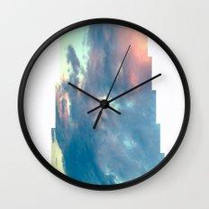 Cloudscape VI Wall Clock