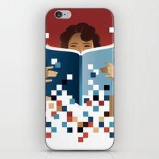 Print to Pixels iPhone & iPod Skin