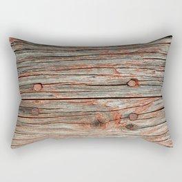 672 Grain Sheds 2 Rectangular Pillow
