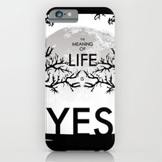 The Meaning Of Life iPhone 6s Slim Case