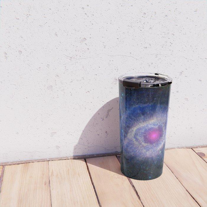 The Helix Nebula Travel Mug