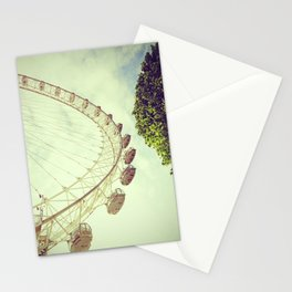 Wanderlust London - Fine Art Vintage Travel Photography Stationery Cards