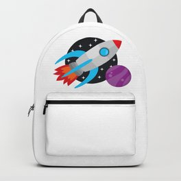 The Last Rocket Launching Backpack