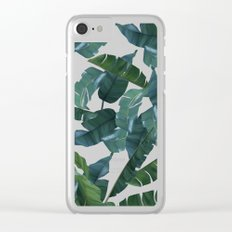 Banana Leaf Decor #society6 #decor #buyart Clear iPhone Case