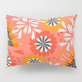 Sweet floral spring pattern Pillow Sham