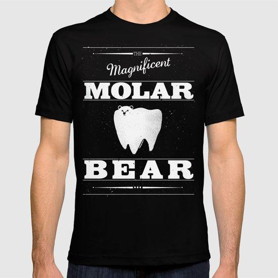 Molar Bear (Gentlemen's Edition) T-shirt