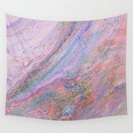 Pink Galaxy Wall Tapestry