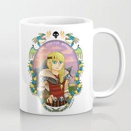 Astrid Hofferson- The Spirited Warrior Coffee Mug