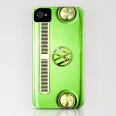 Summer of Love - Groovy Green iPhone (4, 4s) Slim Case