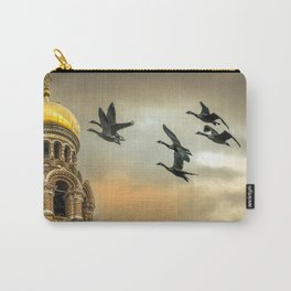 Take me to the Golden Domes Carry-All Pouch