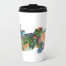 Candela Collage Travel Mug