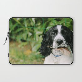 Puppy play Laptop Sleeve