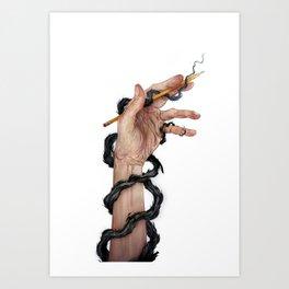 Stigma Art Print