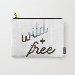 wild + free Carry-All Pouch