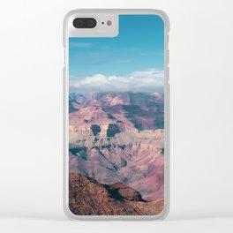 Grand Canyon. Arizona. USA Clear iPhone Case