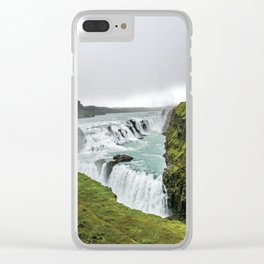 I Spy Iceland Clear iPhone Case