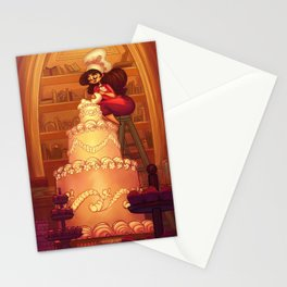 A Committed Baker Stationery Cards