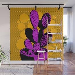 Cactus Art05_#3 Wall Mural