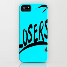 Losers Inc. III iPhone Case
