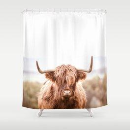 Longhorn Shower Curtains For Any, Texas Longhorn Bathroom Set