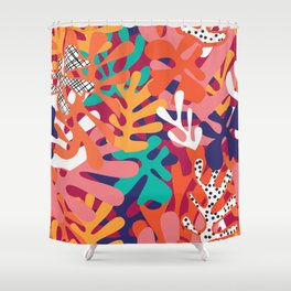 Matisse Pattern 006 Shower Curtain