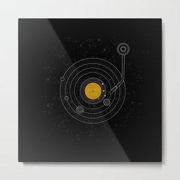 Cosmic Symphony Metal Print