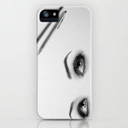 Impatience iPhone Case