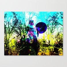 london high park  Canvas Print