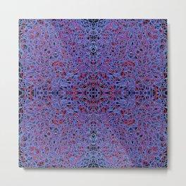 tangled symmetry Metal Print