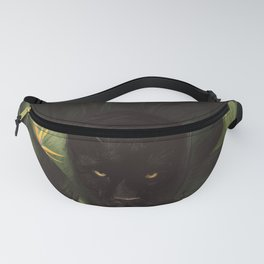 Hello Panther! Fanny Pack