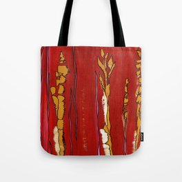 Playful Lines Tote Bag
