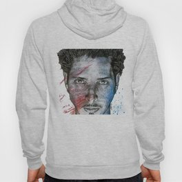 Pretty Noose: Red & Blue: Tribute to Chris Cornell Hoody