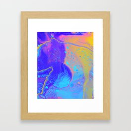 Kokomo Framed Art Print