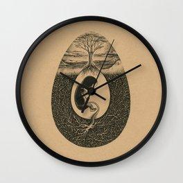 Natural Birth Wall Clock