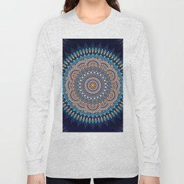 Shine mandala Long Sleeve T-shirt