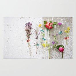 Flower Wall Rug