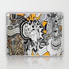 Born To Be Wild. Laptop & iPad Skin