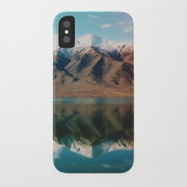 New Zealand Glacier Landscape iPhone Case