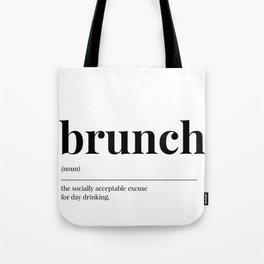 Brunch Tote Bag
