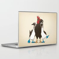 russian Laptop & iPad Skins featuring Russian Massage by Rodrigo Ferreira