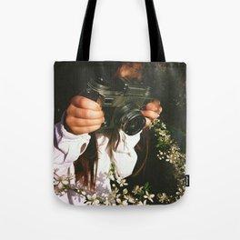 exploring spring Tote Bag