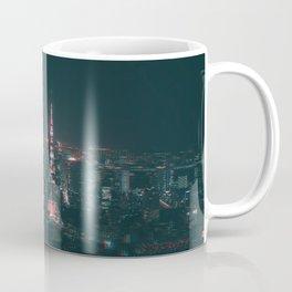 Tokyo Tower 20XX Coffee Mug