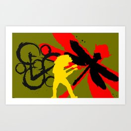Coheed and Cambria Art Print