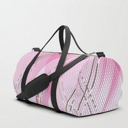 Experimental pattern 3 Duffle Bag