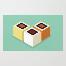 California Cubes Rug