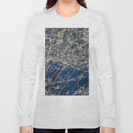 Botanical Gardens II - Holographic Mineral #360 Long Sleeve T-shirt