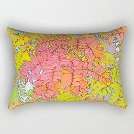Autumn Watercolors - I Rectangular Pillow