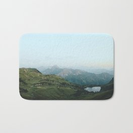 Abyssal landscape photography Bath Mat
